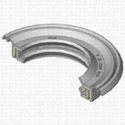 Сальник 35x52/65x8/10 TGA5 NBR 70-C-C WLK
