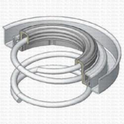 Сальник 35x72.5/75x12.5/15.75 Y NBR 70-C-C WLK