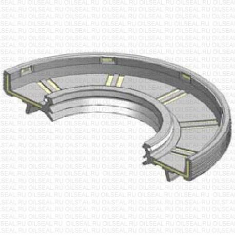 Сальник 35x76x10/14 TC4 NBR 70-C-C WLK