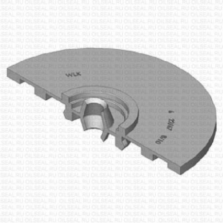 Сальник 6x22/67x8/10 FLAT NBR 70-C WLK