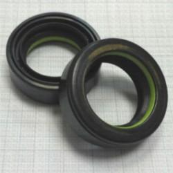 Сальник 24x35x12 CNB5 NBR 80-K11-C-E PTFE NAK