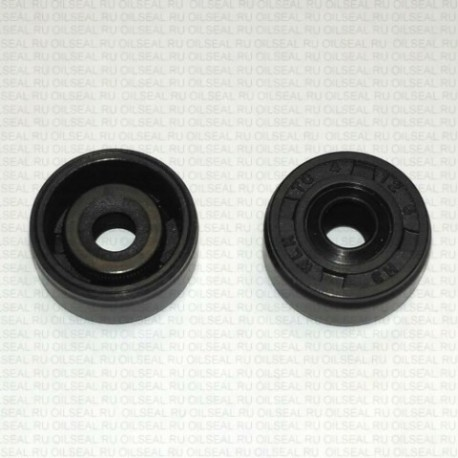 Сальник 4x12x6 TC NBR 70-C-C WLK