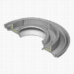 Сальник 25x47/64x7/10 TG5Y NBR 70-C-C WLK