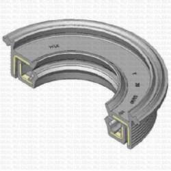 Сальник 30x52/60x11/15 TCAY NBR 70-C-C WLK